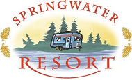 Springwater Trailer Resort Logo